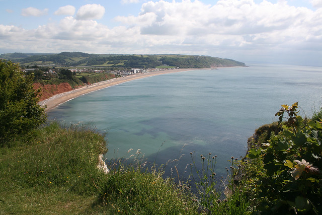 View to Seaton from East Ebb