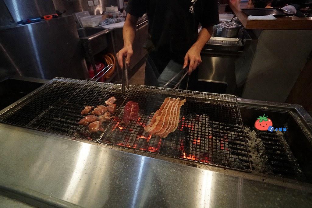 野狼炭火燒烤丼飯