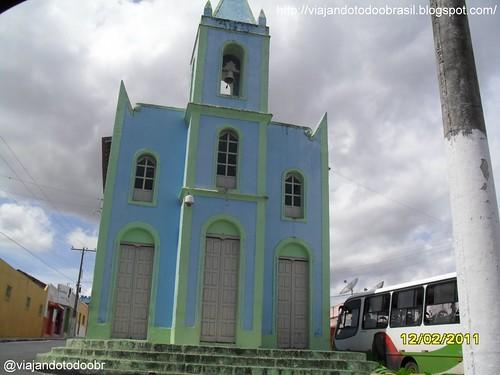 Feira Grande - Igreja Nossa Senhora da Conceição