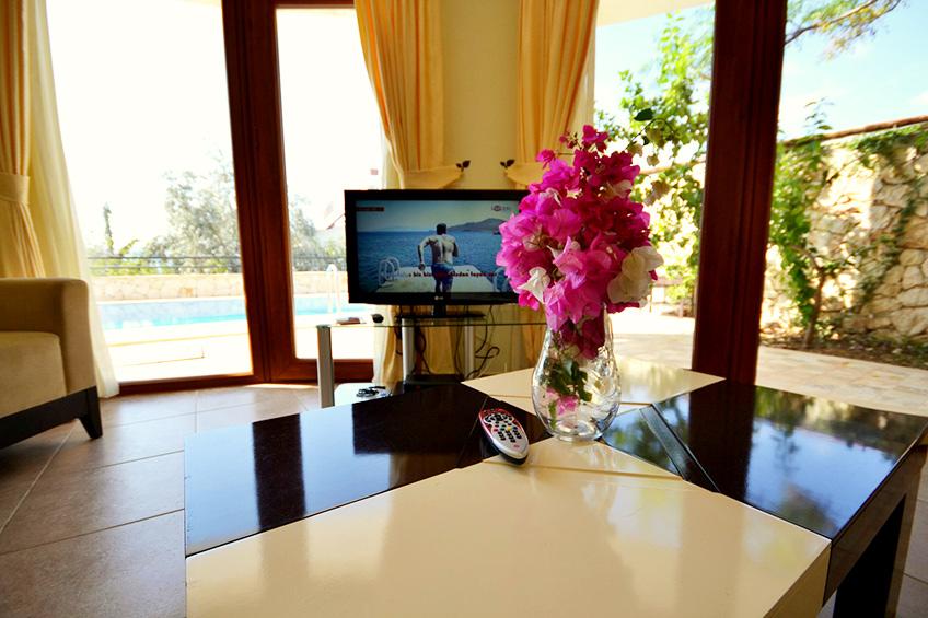 kiralık yazlık villa - 7556