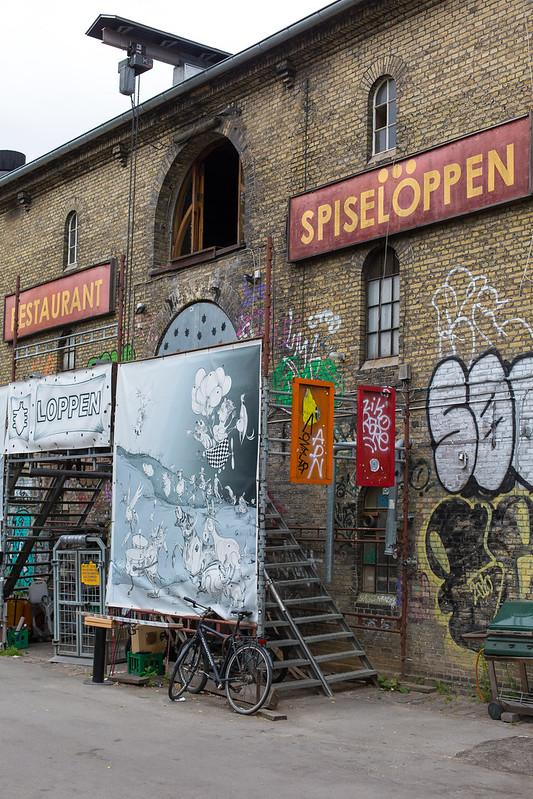 Denmark. Christiania