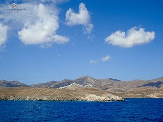 Serifos from the east