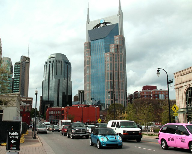 Down Town Nashville, TN