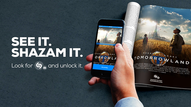 Shazam App Launches New Visual Scanning Feature
