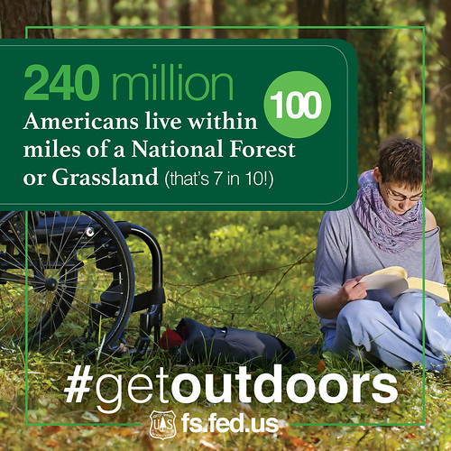 GetOutdoors Within 100 Miles sign
