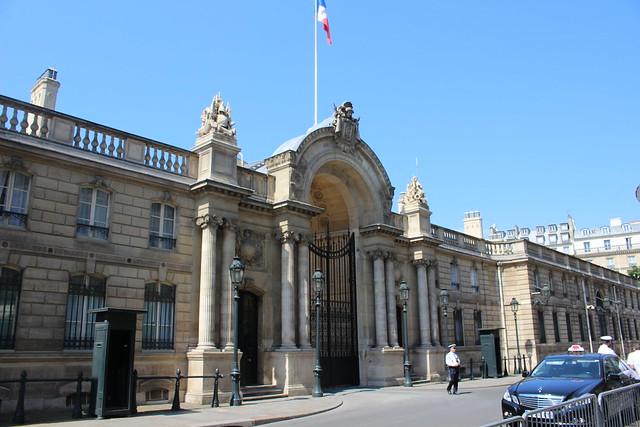 Élysée - Prix de l'Audace artistique et culturelle 2015