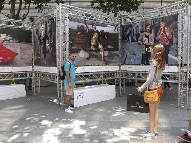 Exposición #efecteGEZI Barcelona