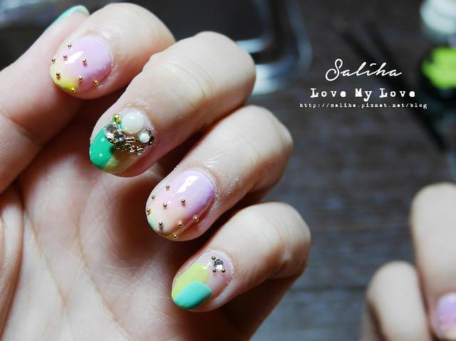 中山站光療指甲 (5)