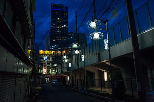 Yanagibashi, Meieki 4-chome, Nagoya (Explored)