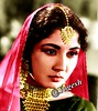 Meena Kumari-colour