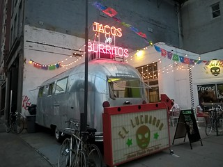 Image of South Street Seaport. cameraphone nyc signs newyork mobile restaurant neon manhattan taco southstreetseaport microsoft camper burrito lowermanhattan 640 2015 lumia