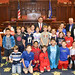 Rep. Dave Rutigliano spoke to students from Trumbull's, Booth Hill School, May 7.