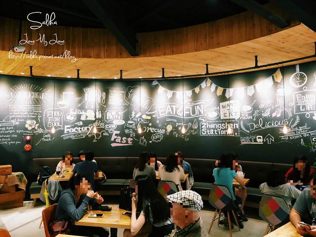 中山站不限時餐廳美食FAVVI (4)