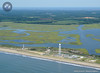 Wallops Island from Above