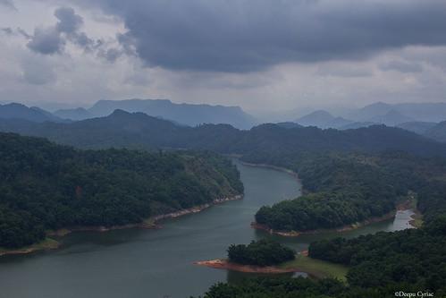 travel nature landscape dam kerala westernghats munnar ponmudidam kallimaliviewpoint kallimali