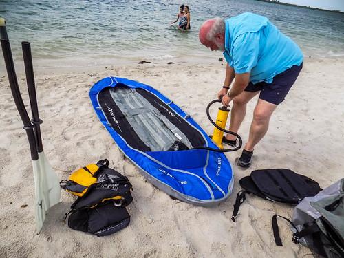 Inflatable Kayak Launch-12