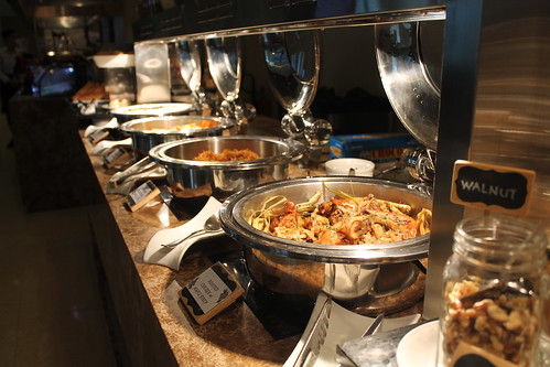 Warm Dishes Freshly Prepared