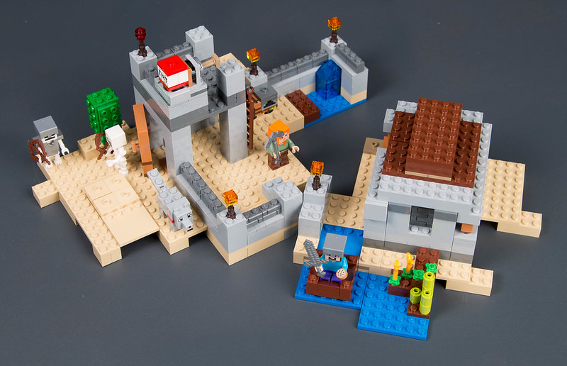 Review - 21121 LEGO Minecraft:Desert Outpost από EUROBRICKS 19546160430_19da99f7d3_c