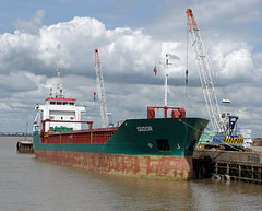 ISIDOR at New Holland Dock