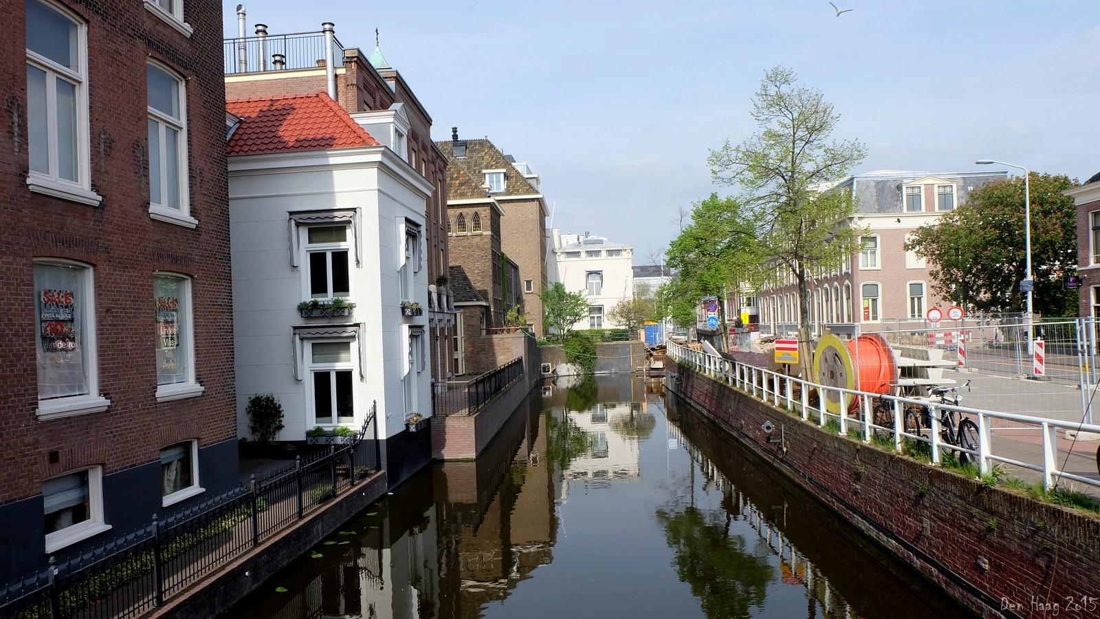 Hooikade, Den Haag, Nederland
