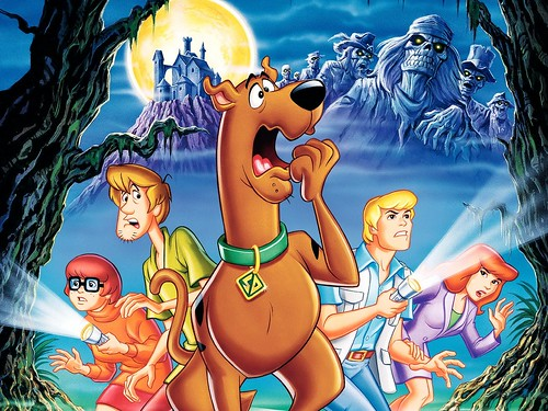 Scooby-Doo Cartoon02