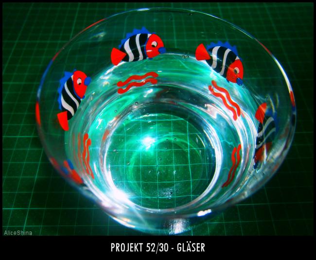 Projekt 52/30 - Gläser