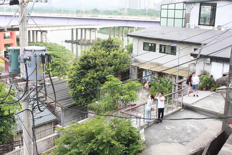 帶沙發客看見台北文青-寶藏巖-輕旅行 (83)