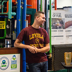 Loyola Searle Biodiesel Lab recognized as 2015 Safer Choice Partner of the Year Award Winner by the Environmental Protection Agency