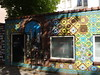 Street art @ Hugo Kaagman @ De Pijp @ Amsterdam