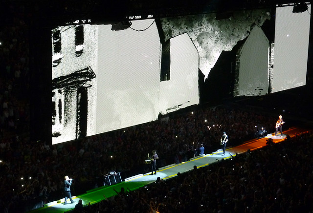 U2 - Madison Square Garden - New York