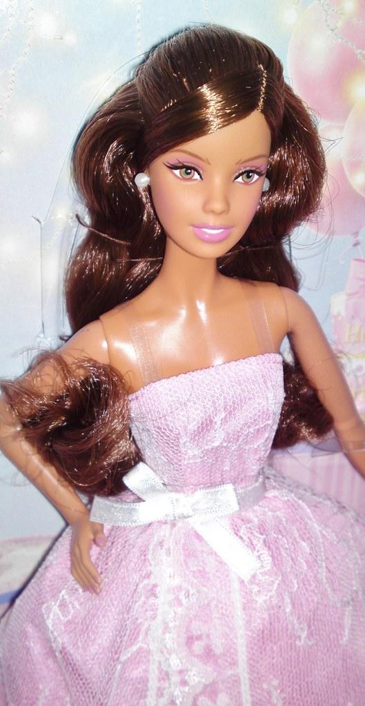 2015 Birthday Wishes Barbie Latina 3