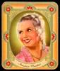 German Cigarette Card - Marieluise Claudius
