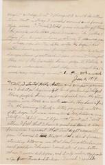 1919 Ray Wisner Letter 2