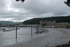The way out of Conwy