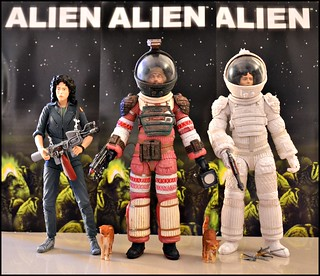 NECA Aliens Series 4