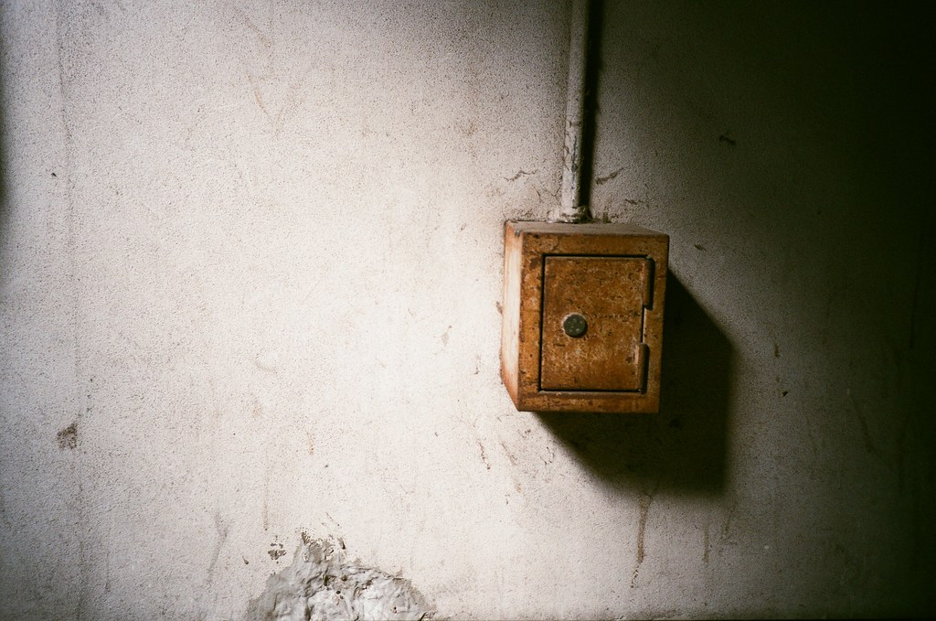 基町住宅 広島 Hiroshima, Japan / FUJICOLOR 業務用 / Lomo LC-A+ Lomo 估焦有正確,感覺很像有點退步,有些畫面都對不在我滿意的位置上,可能太久沒練習拍照、太久沒持續拍照了!  Lomo LC-A+ FUJICOLOR 業務用 ISO400 4898-0030 2016-09-27 Photo by Toomore