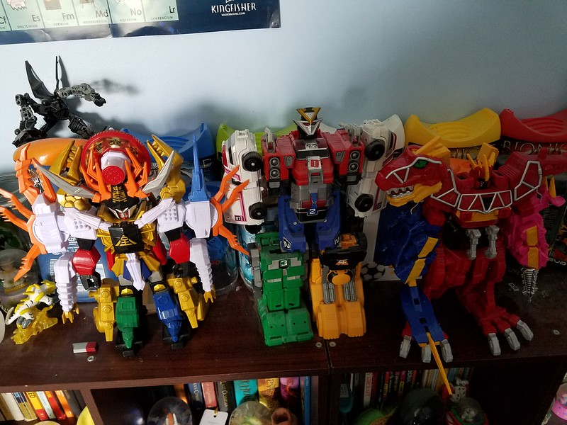 Megazords