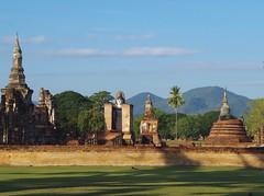 Historical Park, Sukhothai, Thailand