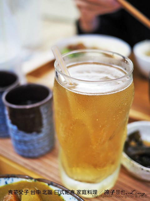 食茶父子 台中 北區 日式定食 家庭料理 15