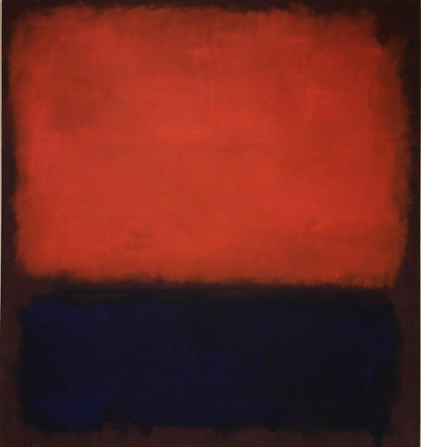 No. 14 (1960) by Mark Rothko, 1903-1970-SFMOMA, 11-22-2016