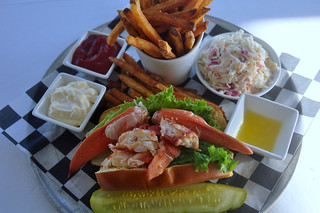 DECK Lobster Roll