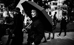 Anonymous Walk