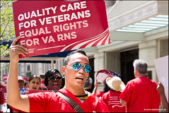 Nurses Urge VA to Work with Them in Good Faith to Ensure Quality Care for Veterans