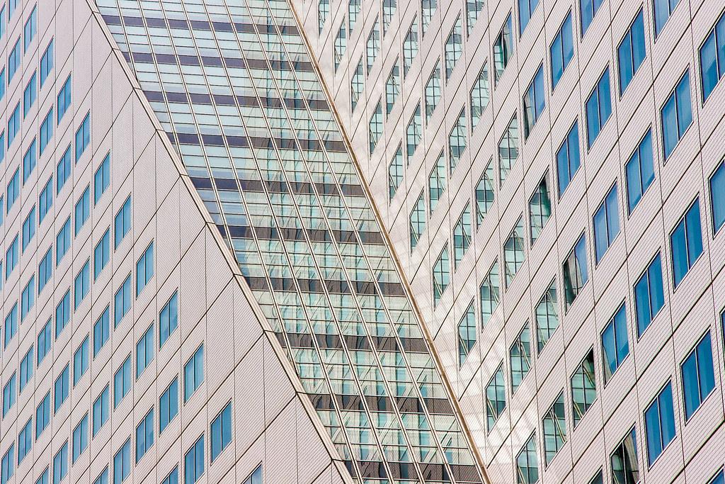 Willemswerf Building in Rotterdam, Netherlands