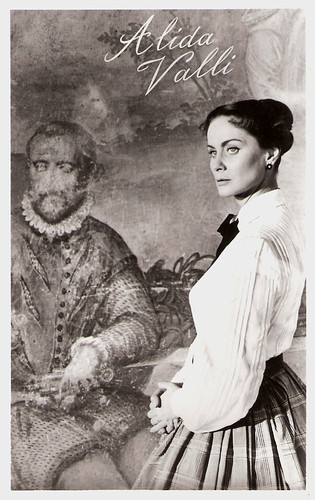 Alida Valli in Senso (1954)