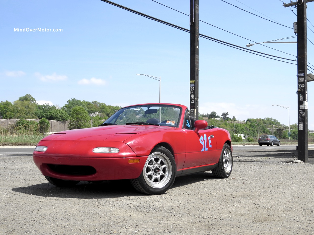 Miata Bada Bing Front no sign