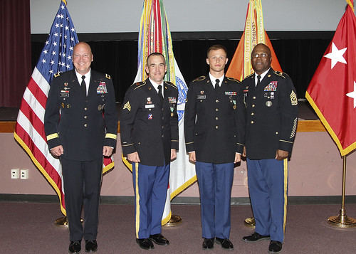 NETCOM NCO, Soldier of the Year