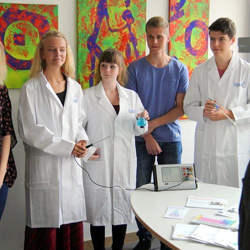 Fürstenberg-Gymnasium Donaueschingen | FCI Förderung