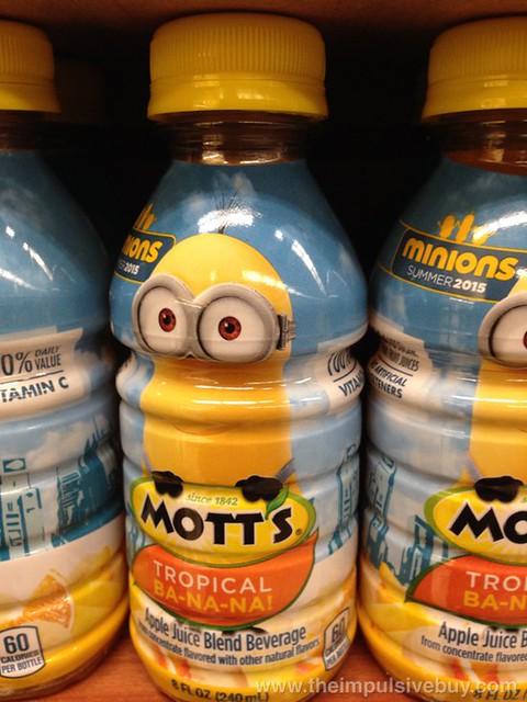 Mott's Tropical Ba-na-na Apple Juice Beverage