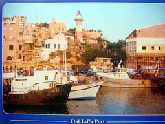 Old Jaffa Port, Israel (Unesco WHS)